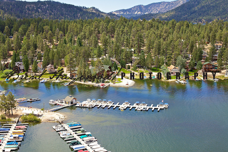 Big Bear Lake Aerial Photo IMG_9053
