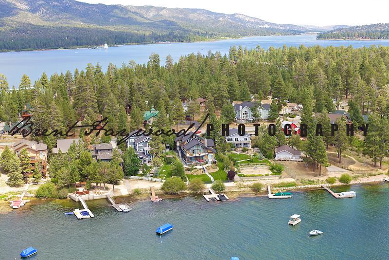 Big Bear Lake Aerial Photo IMG_9038