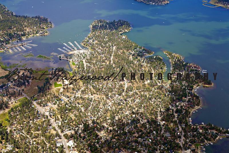 Big Bear Lake Aerial Photo IMG_9406