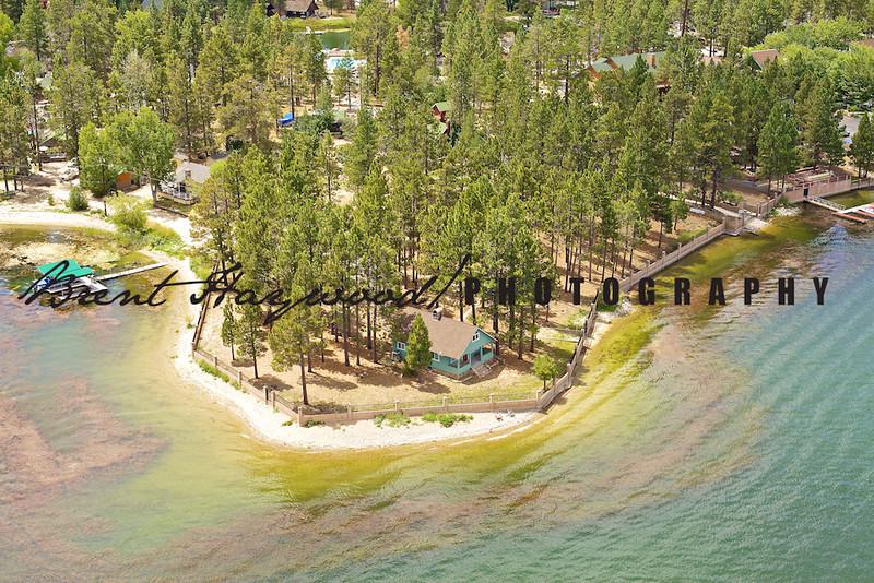 Big Bear Lake Aerial Photo IMG_9000