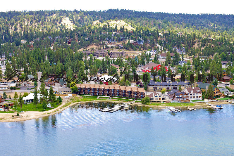 Big Bear Lake Aerial Photo IMG_8975