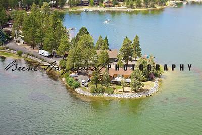 Big Bear Lake Aerial Photo IMG_8987