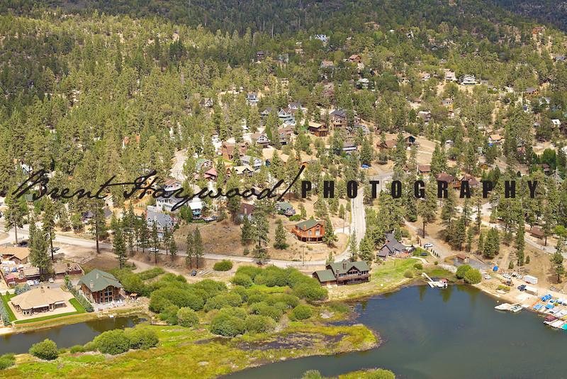 Big Bear Lake Aerial Photo IMG_9354