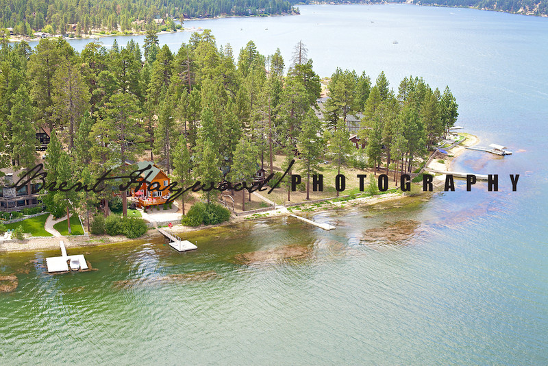 Big Bear Lake Aerial Photo IMG_9020