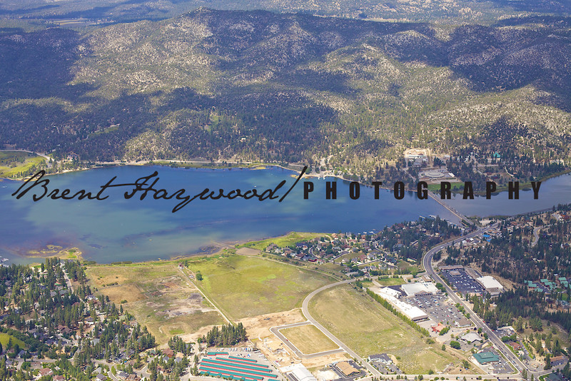Big Bear Lake Aerial Photo IMG_9423