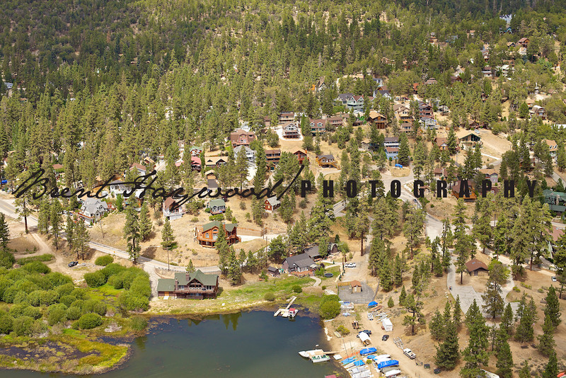 Big Bear Lake Aerial Photo IMG_9360