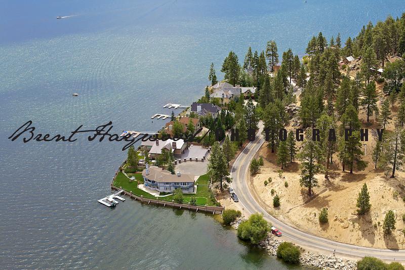 Big Bear Lake Aerial Photo IMG_9349