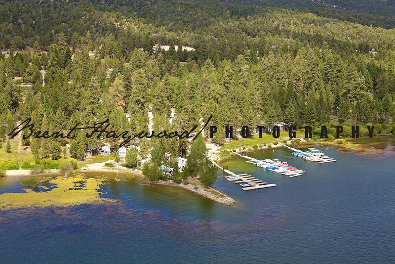 Big Bear Lake Aerial Photo IMG_9376