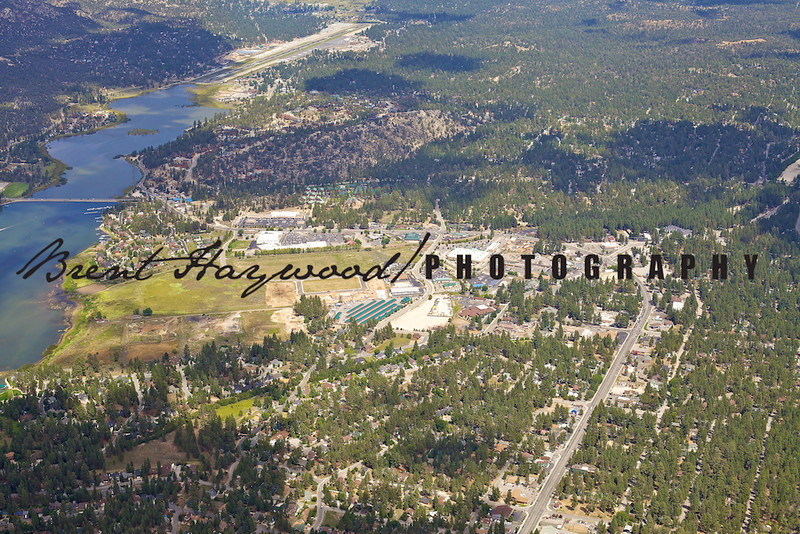 Big Bear Lake Aerial Photo IMG_9415