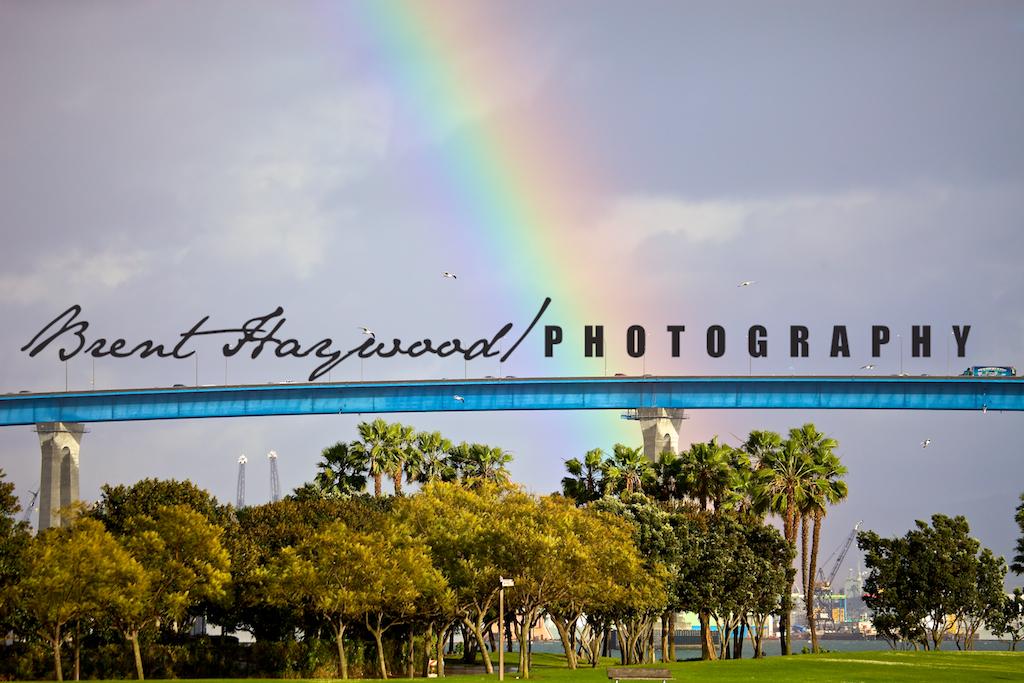 Coronado bridge, san diego, rainbow, Coronado baseball park IMG_1350