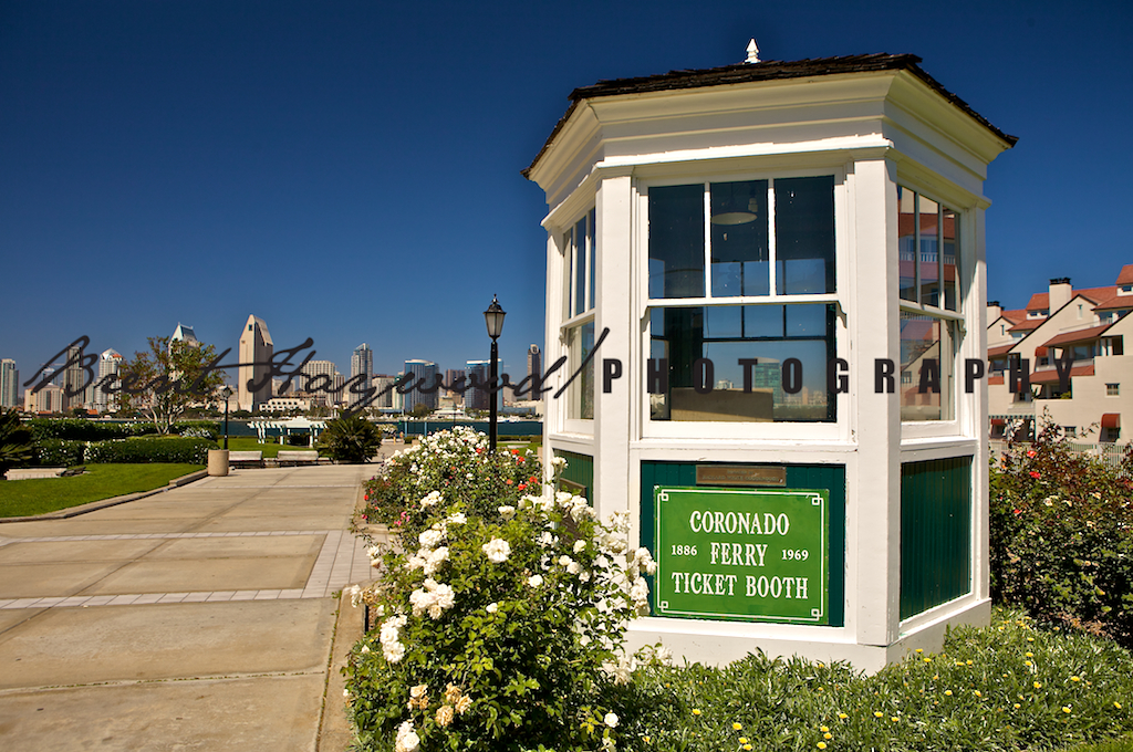 Coronado Ferry, 9th Ave Coronado, Ferry, San Diego