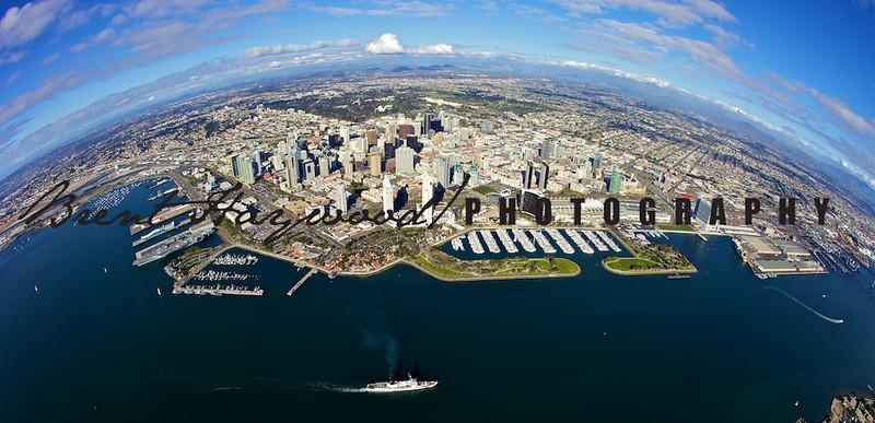 San Diego skyline