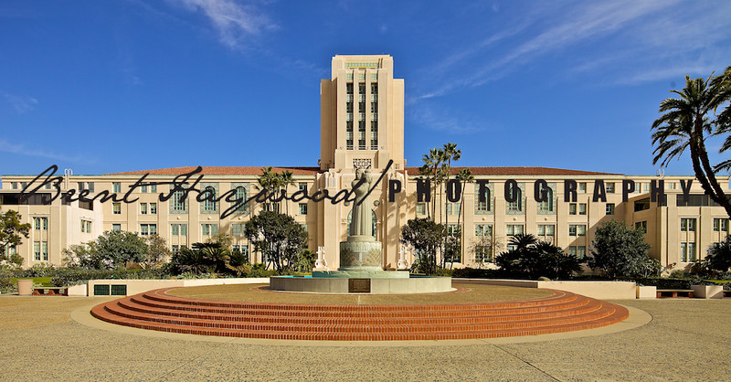 San Diego Administration Building