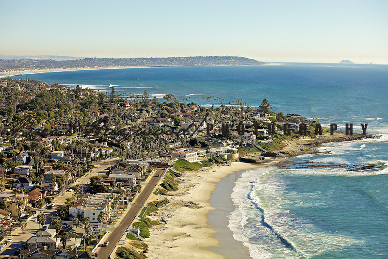 La Jolla Aerial Photo IMG_2200