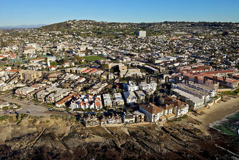 La Jolla Aerial Photo IMG_2430