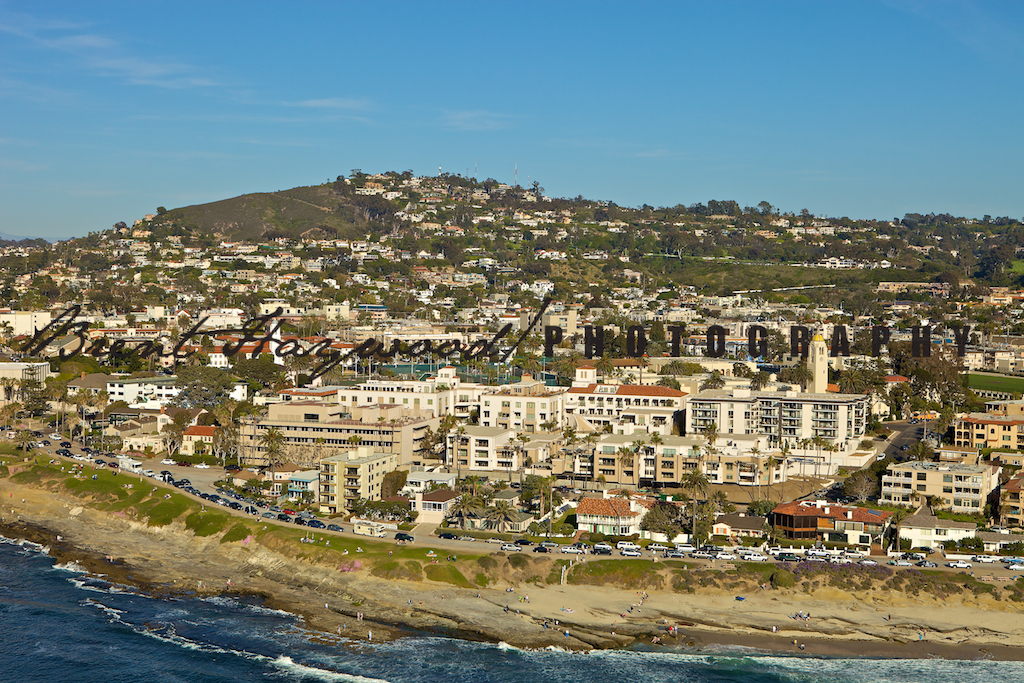 La Jolla Aerial Photo IMG_6685