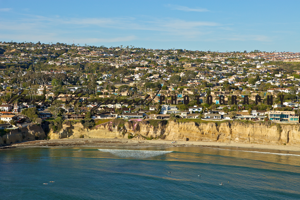 La Jolla Aerial Photo IMG_6729