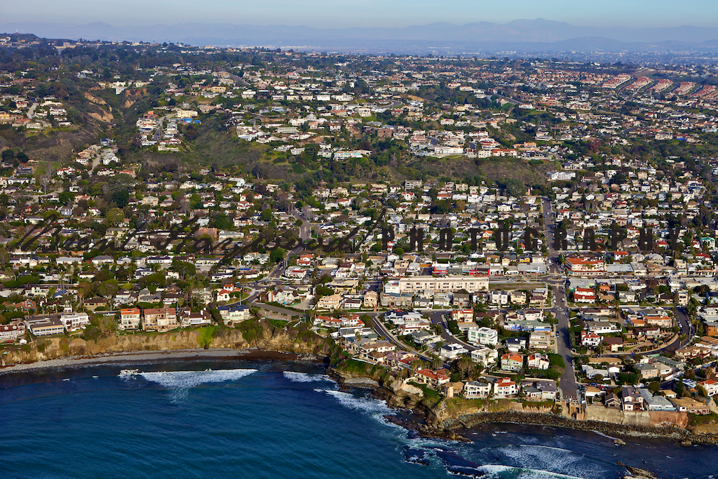 La Jolla Aerial Photo IMG_6805