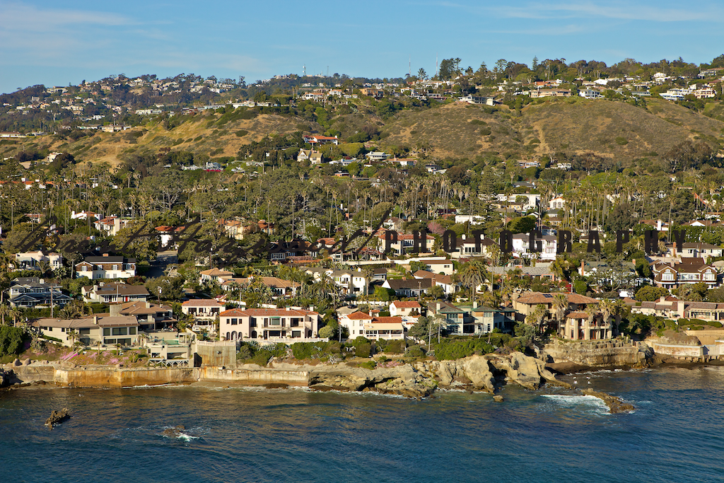La Jolla Aerial Photo IMG_6711