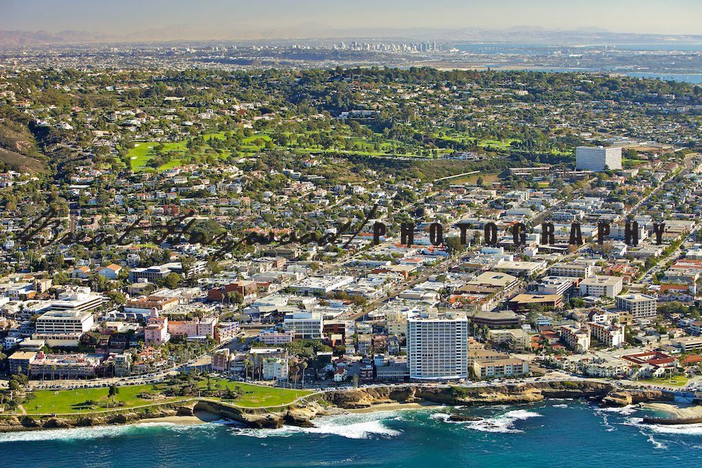 La Jolla Aerial Photo IMG_0433
