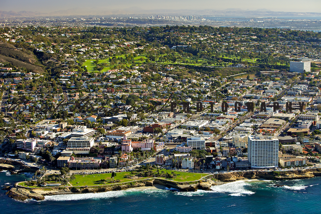 La Jolla Aerial Photo IMG_0427