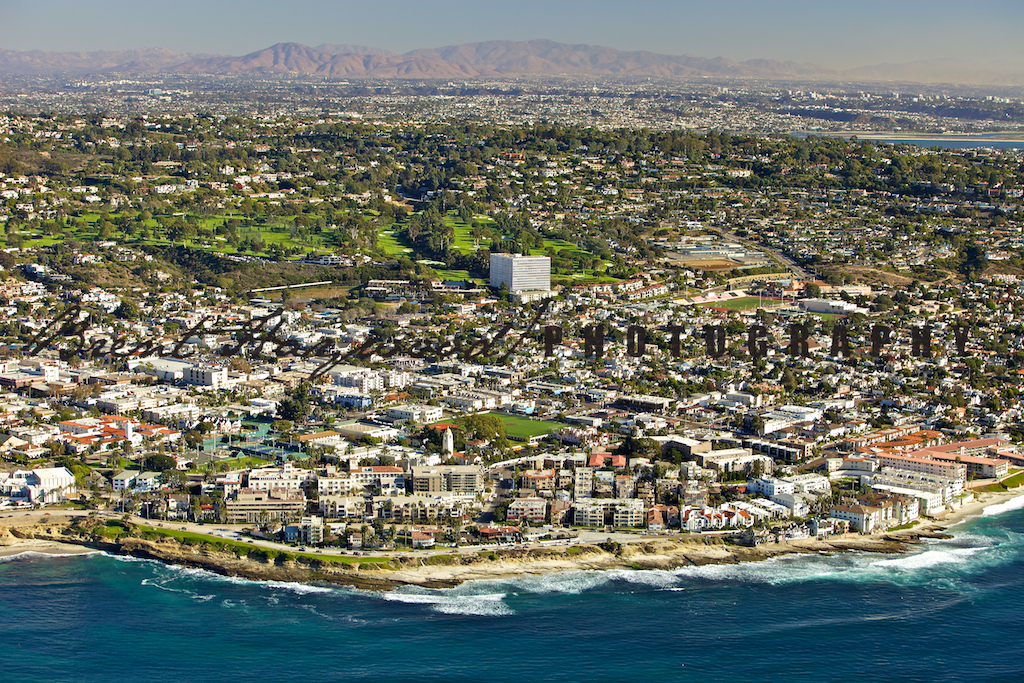 La Jolla Aerial Photo IMG_0450