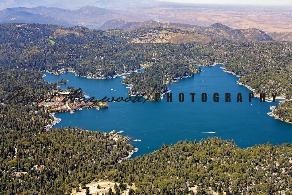 Lake Arrowhead Aerial IMG_9192