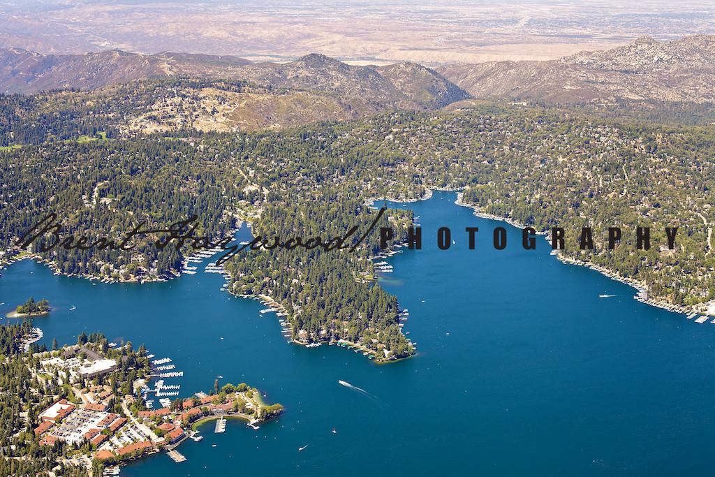 Lake Arrowhead Aerial IMG_9186
