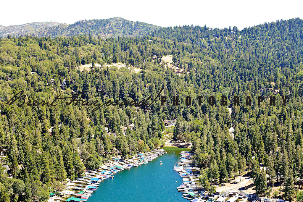 Lake Arrowhead Aerial IMG_9242
