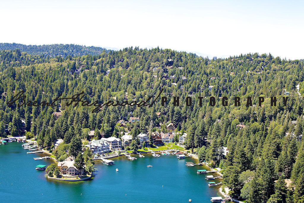 Lake Arrowhead Aerial IMG_9272