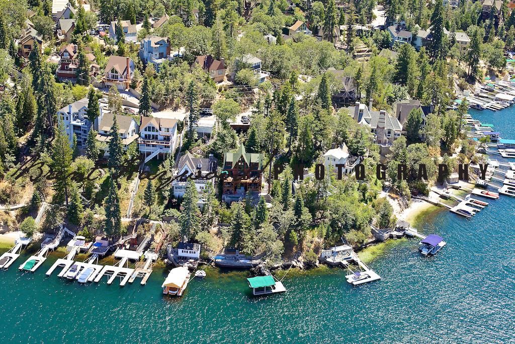 Lake Arrowhead Aerial IMG_9224