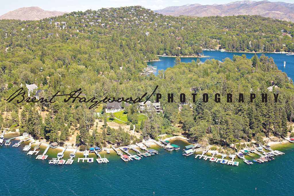 Lake Arrowhead Aerial IMG_9318