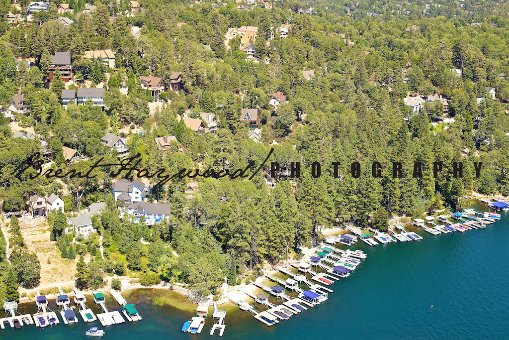 Lake Arrowhead Aerial IMG_9303