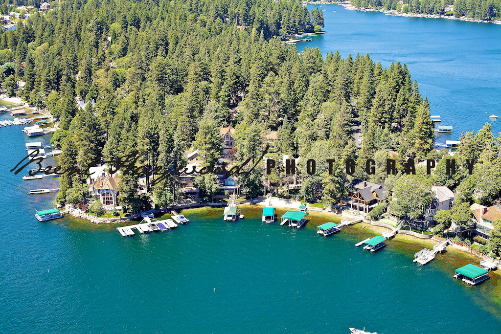 Lake Arrowhead Aerial IMG_9283