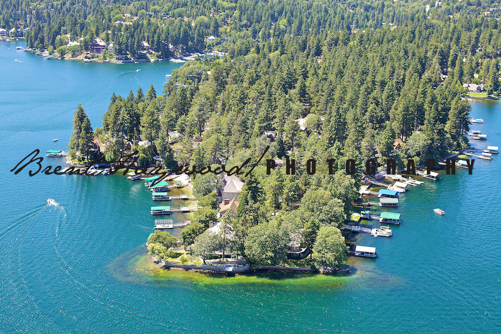 Lake Arrowhead Aerial IMG_9284