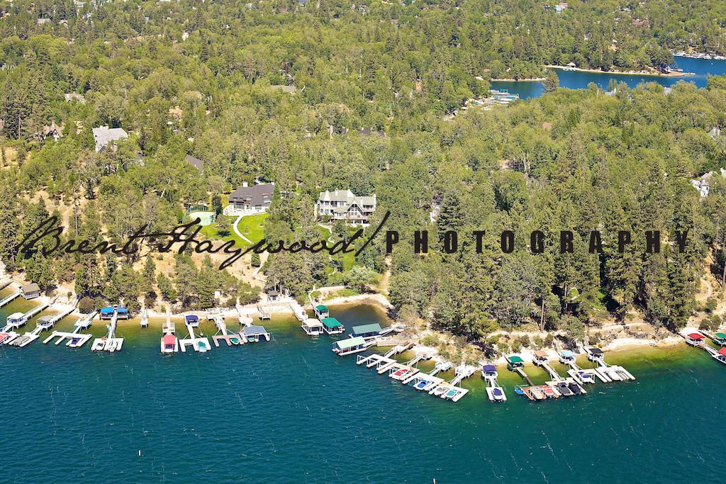 Lake Arrowhead Aerial IMG_9319