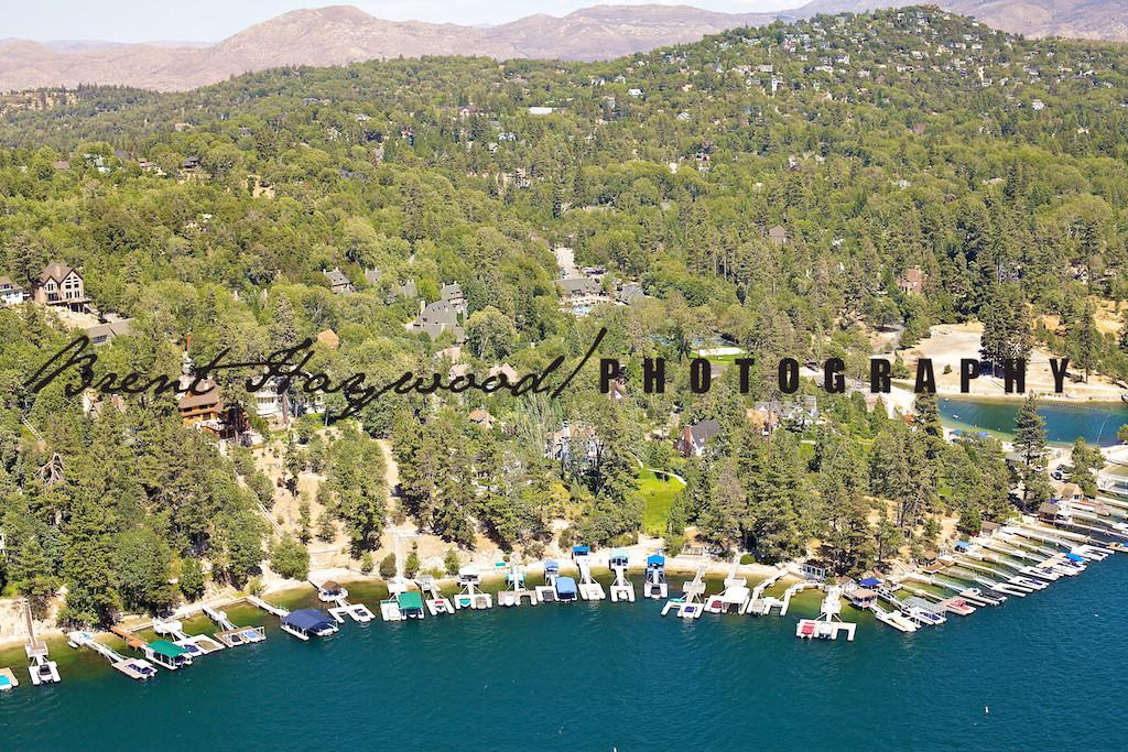 Lake Arrowhead Aerial IMG_9313