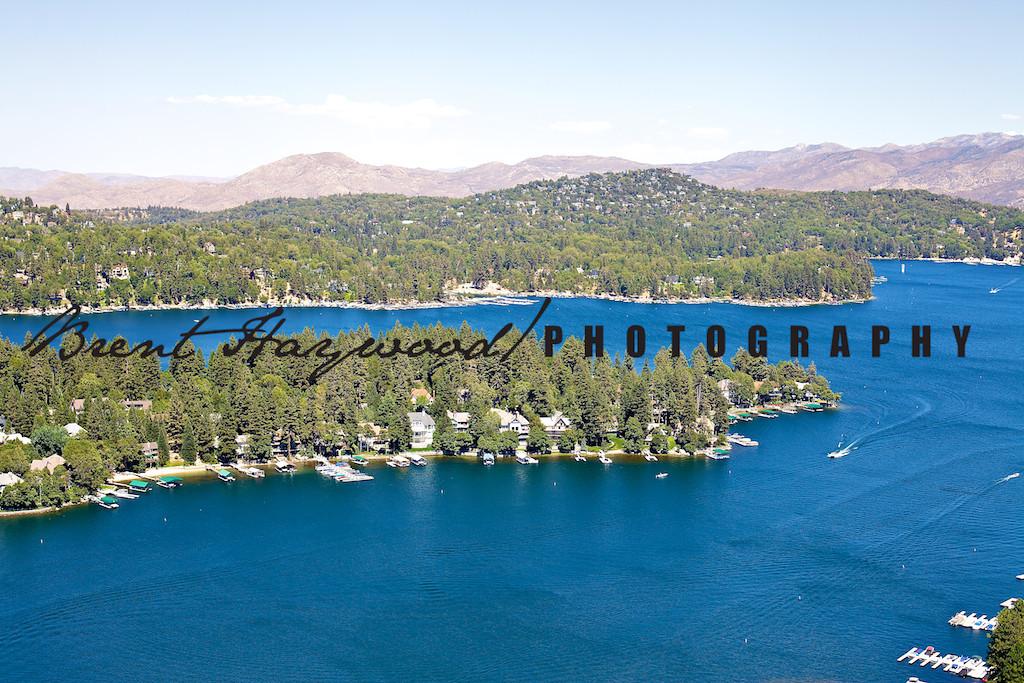 Lake Arrowhead Aerial IMG_9265