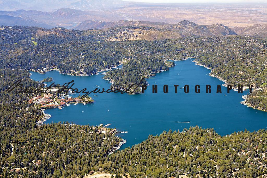 Lake Arrowhead Aerial IMG_9191