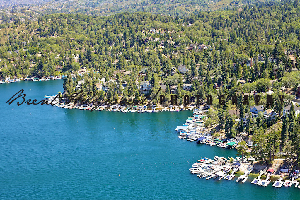 Lake Arrowhead Aerial IMG_9222