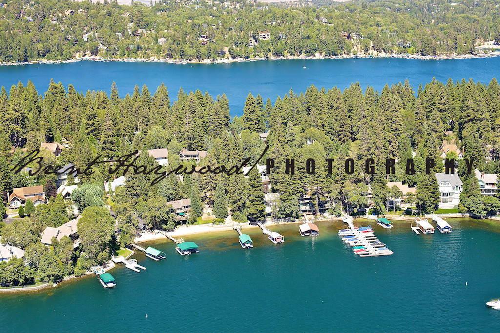 Lake Arrowhead Aerial IMG_9275