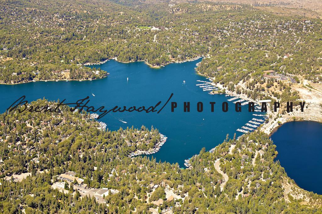 Lake Arrowhead Aerial IMG_9190