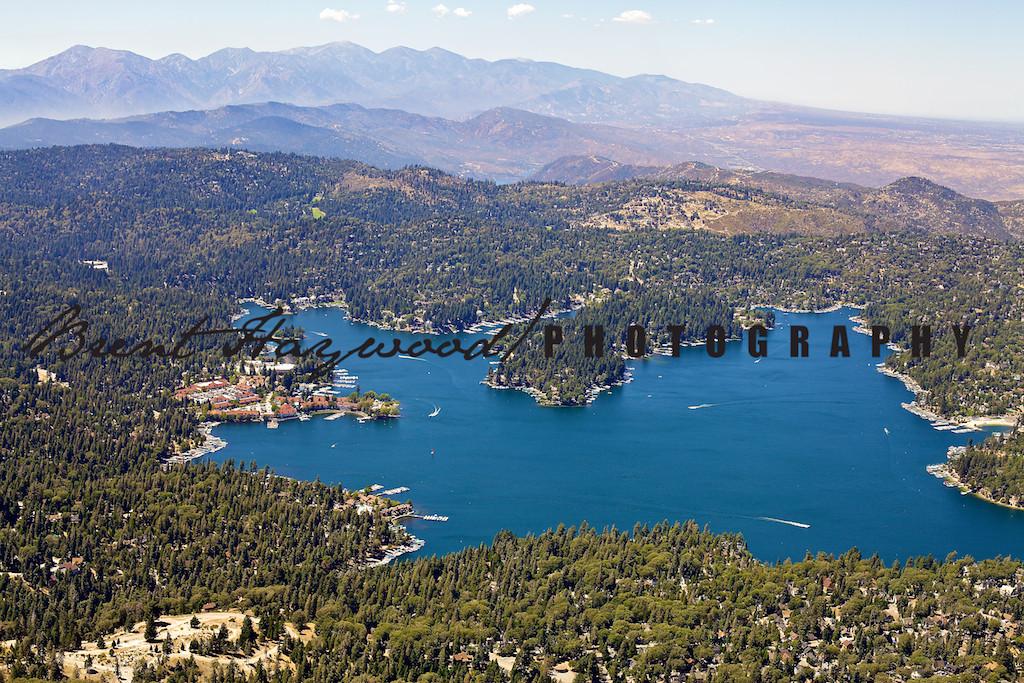 Lake Arrowhead Aerial IMG_9196