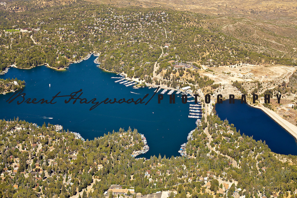 Lake Arrowhead Aerial IMG_9188