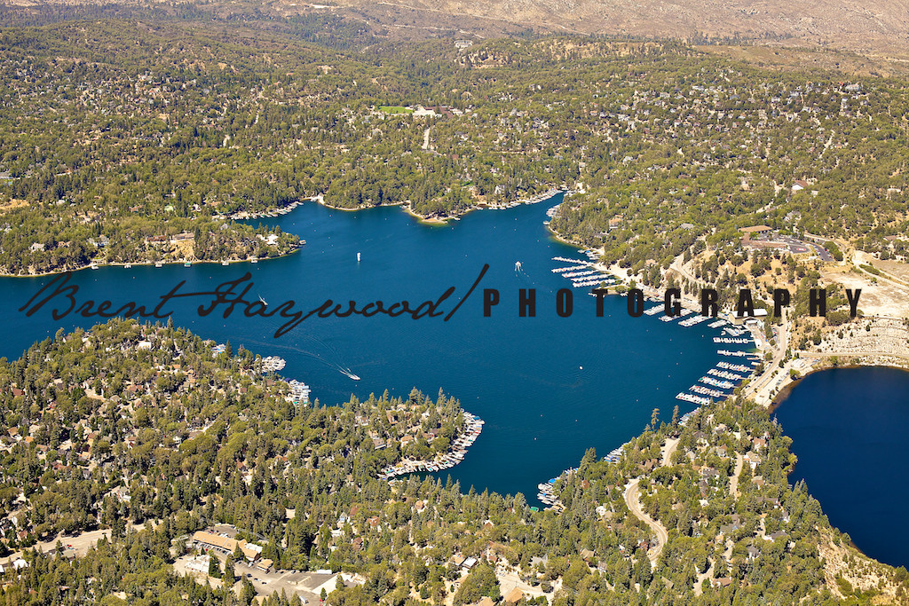 Lake Arrowhead Aerial IMG_9189