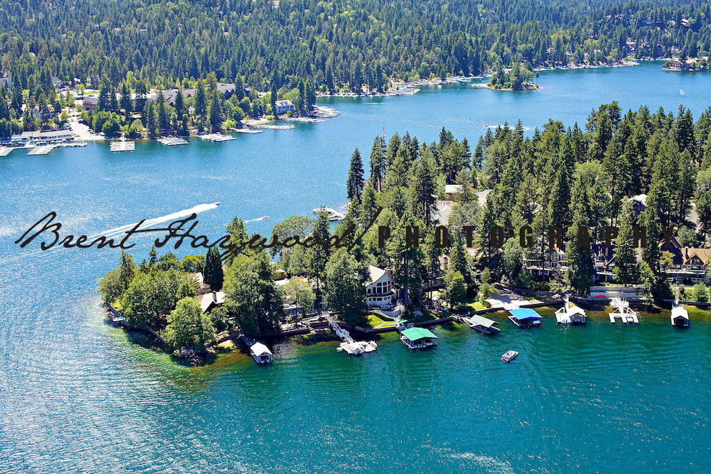 Lake Arrowhead Aerial IMG_9286