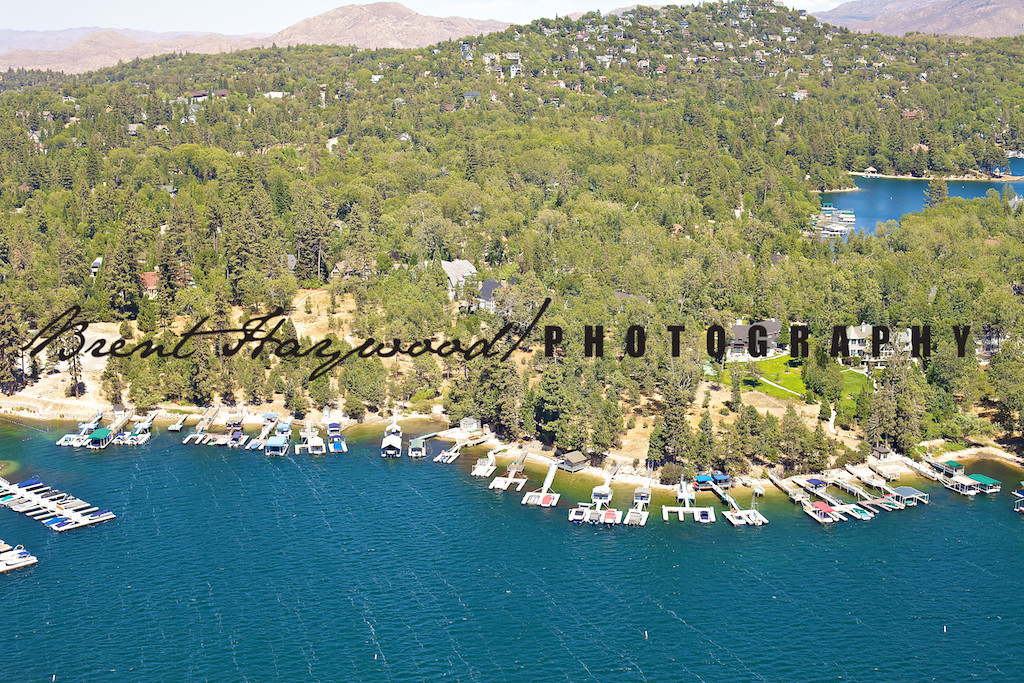 Lake Arrowhead Aerial IMG_9317