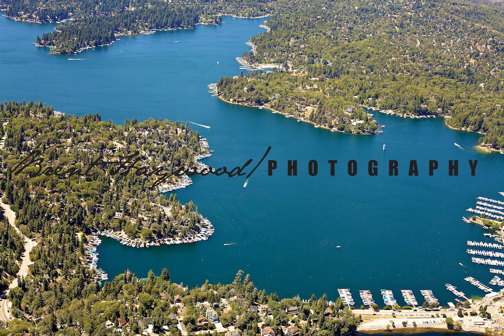 Lake Arrowhead Aerial IMG_9198
