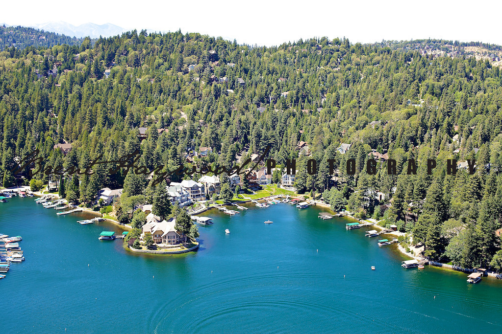 Lake Arrowhead Aerial IMG_9269