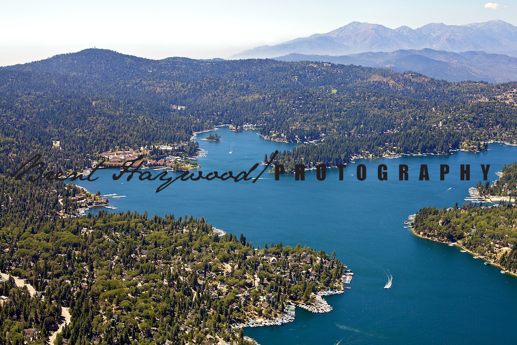 Lake Arrowhead Aerial IMG_9201